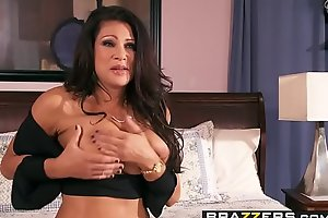 Brazzers - Materfamilias Got Boobs - Playtime With Teri chapter starring Teri Weigel with the addition of Bill Bailey