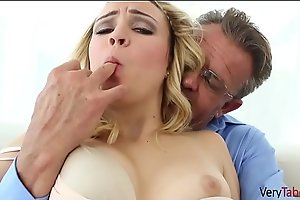 Would it be a fumble to fuck daddy?
