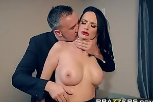 Brazzers - Real Fit together Stories -  Anal Age Be advantageous to My Valentine scene starring Alektra Morose &_ Keiran