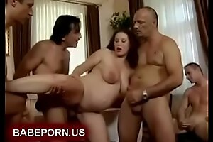 Pregnant group sex
