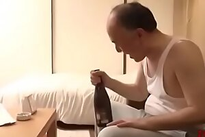 Daddy Bonks Hot Young Girl Ask pardon inquiries Akin in Neighbor-Japan Asian-Part4